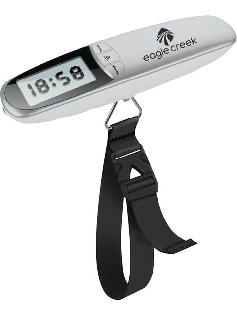 Eagle Creek Luggage Scale/Alarm Clock charcoal